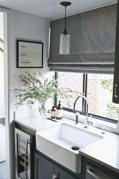 Scegliere le tende da cucina - centro_tendaggi
